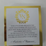 Gold Foil Candle Labels Printing New York