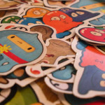 Stickers Printing Services USA