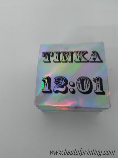Hologram stickers printing new jersey