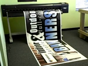 Large Format Banners Printing NYC
