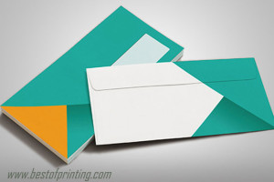 Full Color Printed Envelopes USA