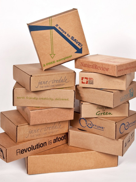 Custom Corrugated Boxes Printing New York
