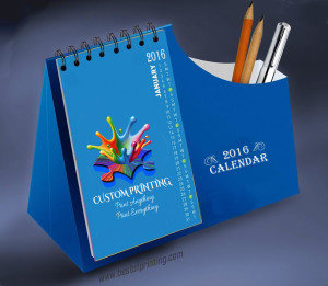 Custom Die Cut Calendars Printing New York