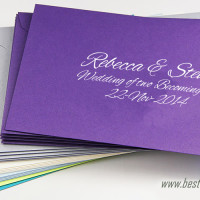 Textured Card Stock Envelopes Printing New York