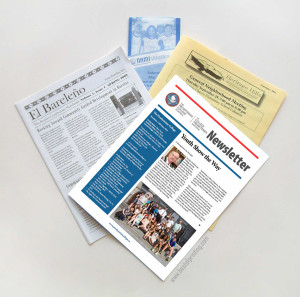 Full Color Newsletter Printing New York