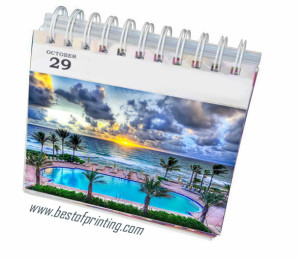 Table Tent Calendars Printing NYC