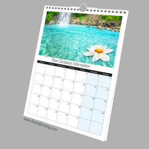 Personalized wall Calendars Printing Los Angeles
