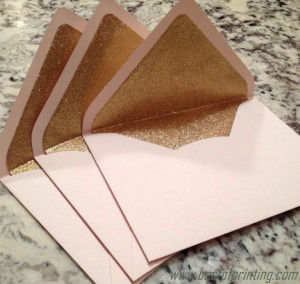 Fancy Wedding Envelopes New York