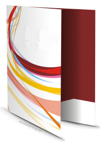 Full Color Printed Presentation Folders Long Island
