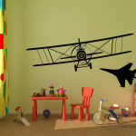 Plotter Cut Wall Decal Los Angeles