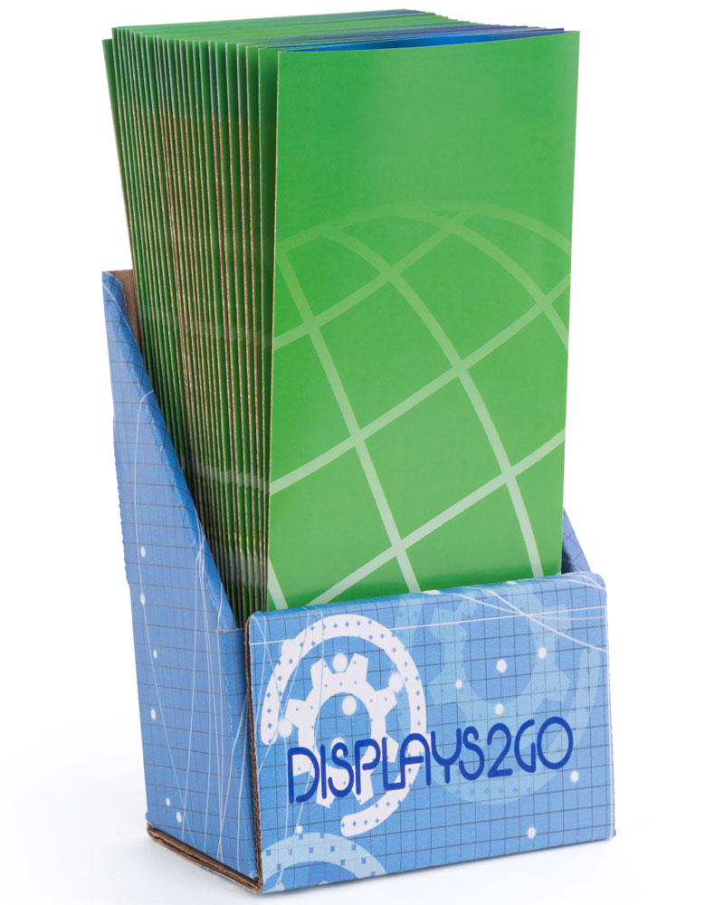 Brochure Holders With Business Card Outdoor Brochures