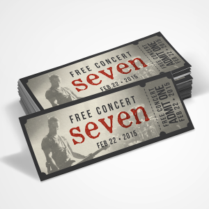 Bulk Event Tickets Printing Brooklyn