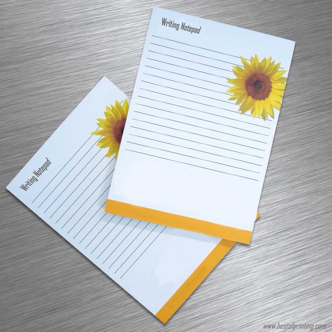 Notepad Printing Services Nyc Cheap Notepads Online