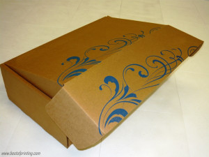 Printed Corrugated Packing Boxes NYC