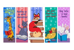 Cheap Full Color Bookmarks Printing Long Island