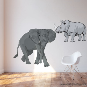 Wall Decal Printing Brooklyn New York