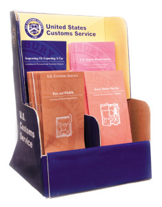 Double Pocket Brochure Holder Printing New York