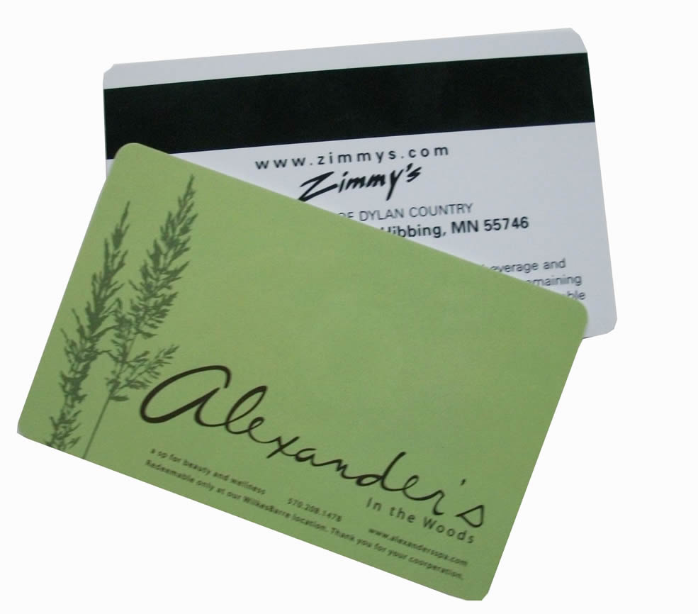 Plastic Card Printing NYC, Los Angeles | Business Cards Online