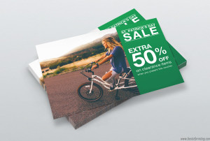 Promotional Postcards Printing NYC
