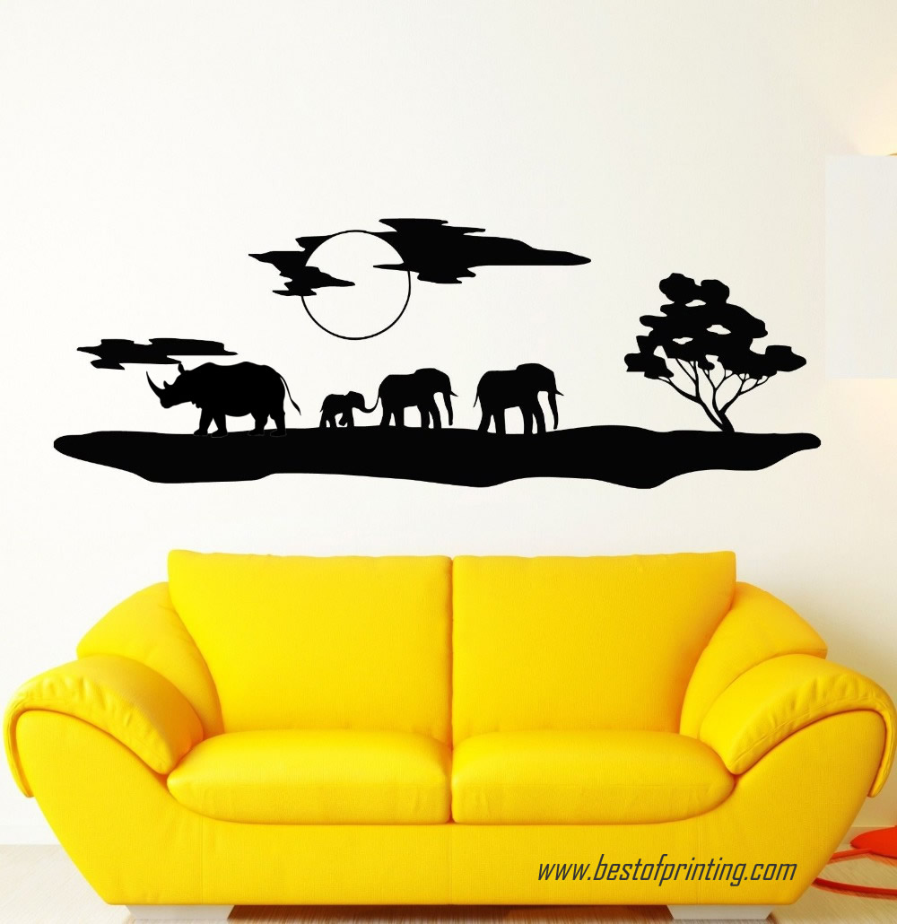 Wall Decal Printing Online Nyc Custom Wall Decals
