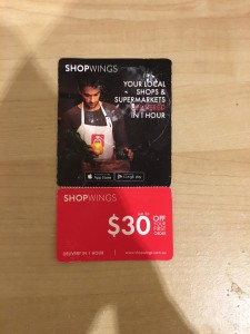 Rip Promotional Cards New York
