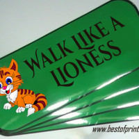 Shinny Durable Bumper Stickers Printing NY