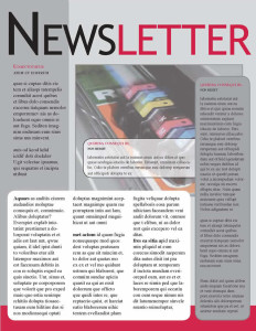Custom Newsletter Printing Los Angeles