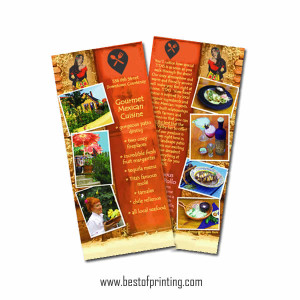 Cheap Rack Cards Printing Services