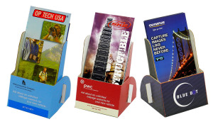 Full Color Printed Brochure Holders Long Island