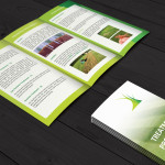 Tri Fold Flyers Printing Brooklyn